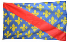 Drapeau France Allier - 90 x 150 cm