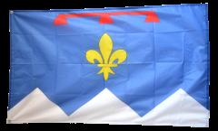 Drapeau France Alpes-de-Haute-Provence - 90 x 150 cm