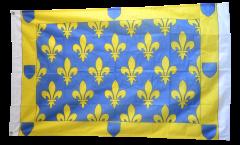 Drapeau France Ardèche - 90 x 150 cm