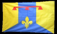 Drapeau France Bouches-du-Rhône