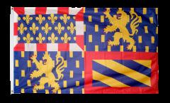 Drapeau France Bourgogne-Franche-Comté