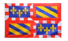 Drapeau France Bourgogne