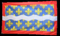 Drapeau France Cher - 90 x 150 cm
