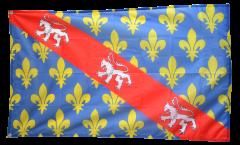 Drapeau France Creuse - 90 x 150 cm
