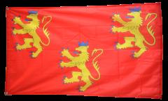 Drapeau France Dordogne - 90 x 150 cm