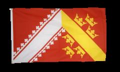 Drapeau France Alsace