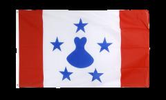 Drapeau France Polynésie francaise Îles Australes