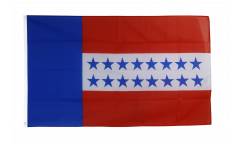 Drapeau France Polynésie francaise Archipel des Tuamotu