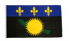 Drapeau France Guadeloupe