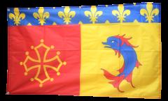 Drapeau France Hautes-Alpes