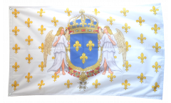 Drapeau France Royaume 987 - 1791 - 90 x 150 cm