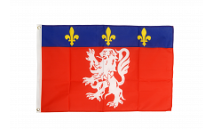 Drapeau France Lyonnais