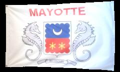 Drapeau France Mayotte