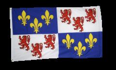 Drapeau France Picardie
