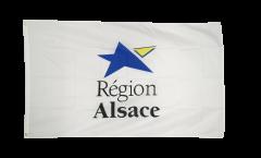 Drapeau France Région Alsace - 90 x 150 cm