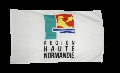 Drapeau France Région Haute Normandie - 90 x 150 cm