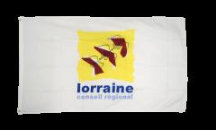 Drapeau France Région-Lorraine - 90 x 150 cm