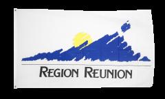 Drapeau France Région Réunion