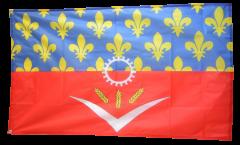 Drapeau France Seine-Saint-Denis