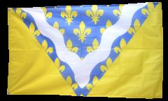 Drapeau France Val-de-Marne - 90 x 150 cm