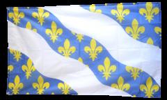 Drapeau France Yvelines - 90 x 150 cm