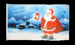 Drapeau Joyeux Noël 3 - 90 x 150 cm