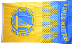 Drapeau NBA Golden State Warriors - 90 x 150 cm