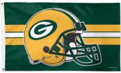 Drapeau NFL Green Bay Packers - 90 x 150 cm