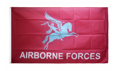 Drapeau Royaume-Uni British Airborne Forces 1939-1945 - 90 x 150 cm
