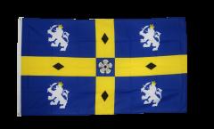 Drapeau Royaume-Uni Durham County