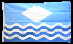 Drapeau Royaume-Uni Île de Wight
