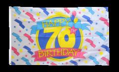 Drapeau Happy Birthday