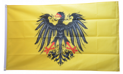 Drapeau Saint-Empire romain Reichssturmfahne - 90 x 150 cm