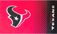 Drapeau NFL Houston Texans Fan - 90 x 150 cm