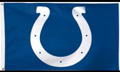 Drapeau NFL Indianapolis Colts - 90 x 150 cm