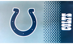 Drapeau NFL Indianapolis Colts Fan - 90 x 150 cm