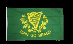 Drapeau Irlande Erin Go Bragh