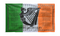 Drapeau Irlande Ireland Soldiers