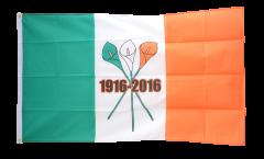 Drapeau Irlande Insurrection de Pâques 1916-2016 - 90 x 150 cm