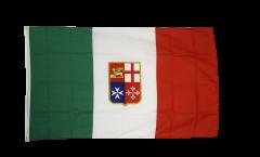 Drapeau Italie Enseigne Civile