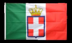 Drapeau Italie Royaume Armée royale 1861-1946