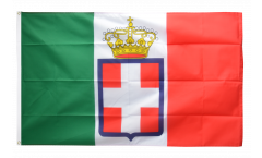Drapeau Italie Royaume Armée royale 1861-1946 - 90 x 150 cm