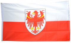 Drapeau Italie Tyrol-du-Sud
