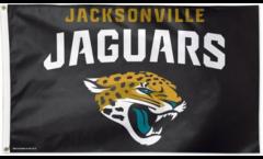 Drapeau NFL Jacksonville Jaguars - 90 x 150 cm