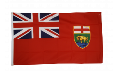 Drapeau Canada Manitoba