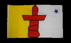 Drapeau Canada Nunavut