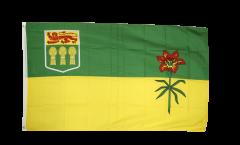 Drapeau Canada Saskatchewan