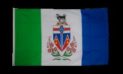 Drapeau Canada Yukon