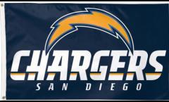 Drapeau NFL Los Angeles Chargers - 90 x 150 cm