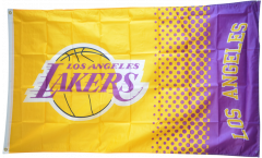 Drapeau Los Angeles Lakers
